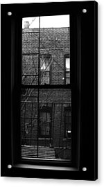 The View At 155th Street Acrylic Print