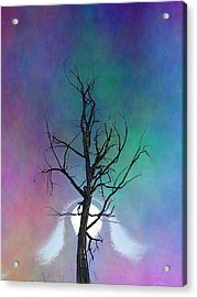 The Visiting Acrylic Print