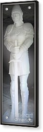 The Warrior Acrylic Print