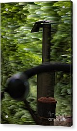 The Wind Doth Blow Acrylic Print by The Stone Age