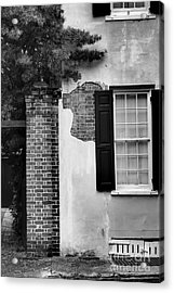 Acrylic Print featuring the photograph The Window by Tamera James