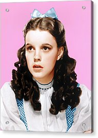 The Wizard Of Oz, Judy Garland, 1939 Acrylic Print by Everett