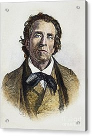 Theodore Weld (1803-1895) Acrylic Print by Granger