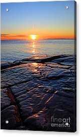 Thin Sheet Acrylic Print by Jamie Rabold