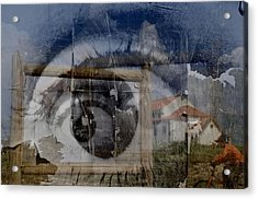 This Land Is Mine '11 Acrylic Print by Goncalo Castelo Branco