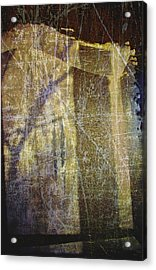 Through A Glass Darkly Acrylic Print by Odd Jeppesen