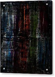 Through The Darkness Acrylic Print