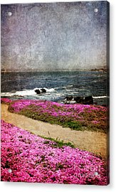 Through The Magic Carpet Acrylic Print