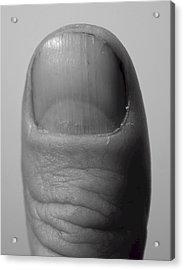 Thumb Acrylic Print