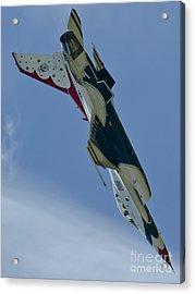 Thunderbird Loop Acrylic Print