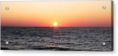 Acrylic Print featuring the photograph Thursday Morning by Anthony Rego