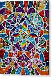 Tiffany Radiance Acrylic Print by Bob Craig