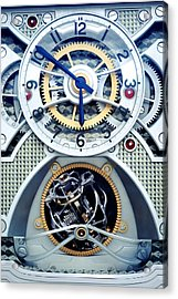 Time Keeper Acrylic Print by Onder Konuralp