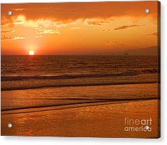 Acrylic Print featuring the photograph Time To Say Goodbye by Everette McMahan jr