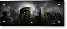Acrylic Print featuring the photograph Timeless Great Stones by John Chivers