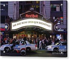 Times Square 53 Acrylic Print