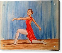Tiny Dancer Acrylic Print