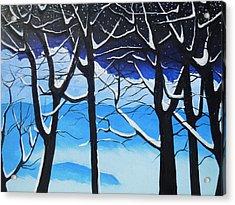 Tis The Season Acrylic Print by Dan Whittemore