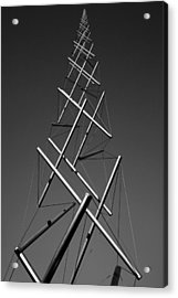 To Infinity Acrylic Print by Steven Ainsworth