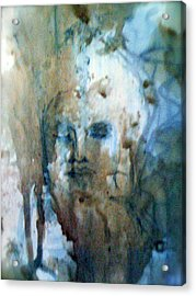 To Meditate Acrylic Print
