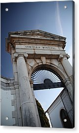 To Your Next Life Acrylic Print by Jez C Self