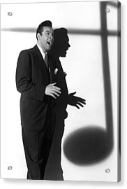 Toast Of New Orleans, Mario Lanza, 1950 Acrylic Print by Everett