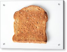Toast Acrylic Print by Photo Researchers, Inc.