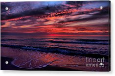 Tongue Of The Sea Acrylic Print