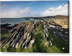 Toormore Coastline Ireland Acrylic Print
