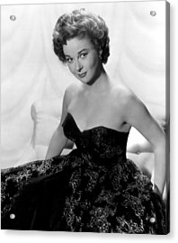 Top Secret Affair, Susan Hayward, 1957 Acrylic Print