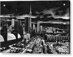 Toronto And The Ex Acrylic Print