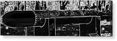 Torpedo Acrylic Print by David Alvarez