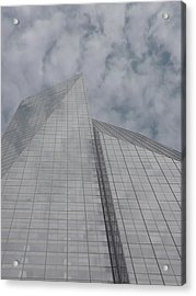 Touching The Sky Acrylic Print by Cathy Brown