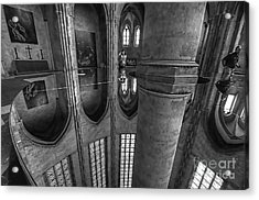 Acrylic Print featuring the photograph Toulouse Reflections I by Jack Torcello