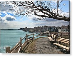 Town Of Marblehead Acrylic Print