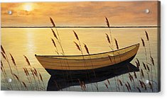 Trading Places Acrylic Print