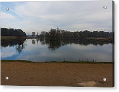 Acrylic Print featuring the photograph Tranquil by Maj Seda