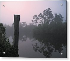Acrylic Print featuring the photograph Tranquility by Brian Wright