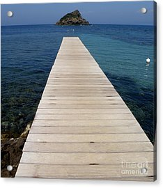 Acrylic Print featuring the photograph Tranquility  by Lainie Wrightson
