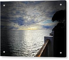 Acrylic Print featuring the photograph Tranquility by MaryJane Armstrong