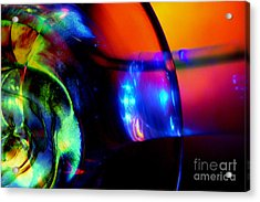 Transparent Color Acrylic Print