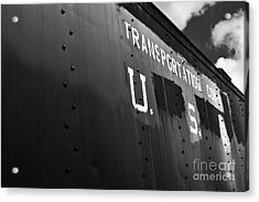 Transportation Corps Car Acrylic Print
