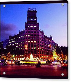 #travel #iphonedaily #igdaily #igster Acrylic Print