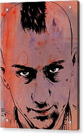 Travis Bickle Taxi Driver Acrylic Print