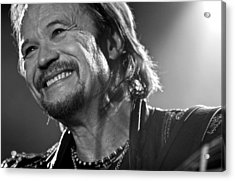Travis Tritt - Portrait Of A Man Acrylic Print