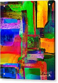 Treasure Acrylic Print