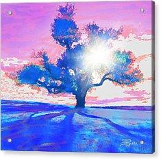 Tree Art 001 Acrylic Print