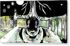 Acrylic Print featuring the photograph Tree Of Life by Rc Rcd