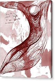 Tree Spirit 1 Acrylic Print