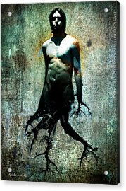 Tree Walker Acrylic Print
